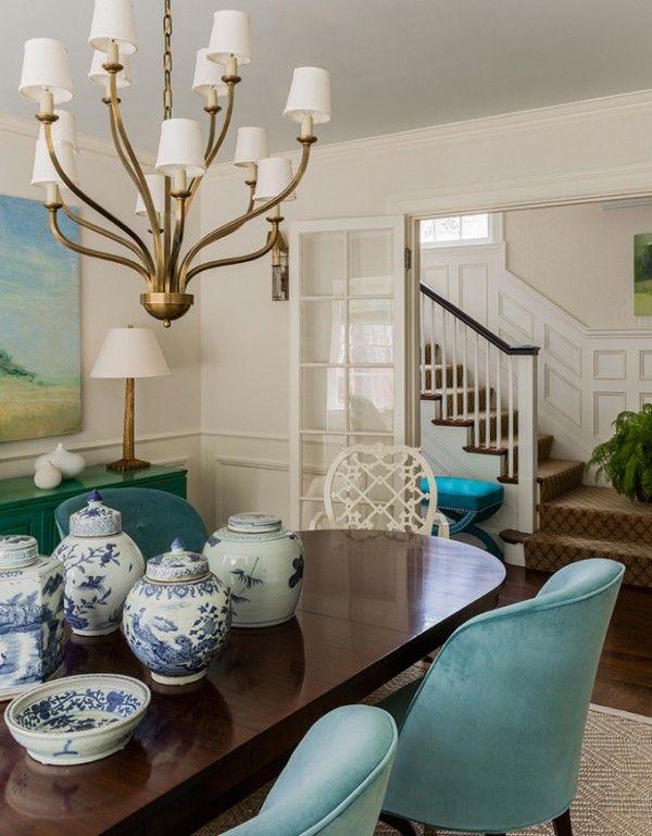 5 Designer Secrets {Cozy Dining Room} katie rosenfeld designer