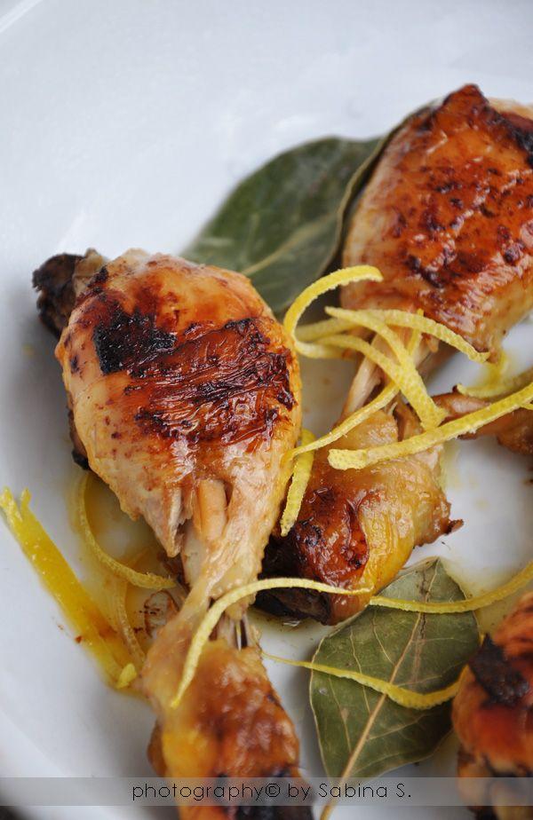 Due bionde in cucina: Pollo confit