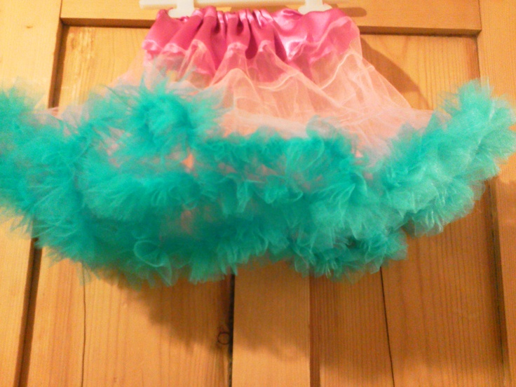 My first attempt at the pettiskirt