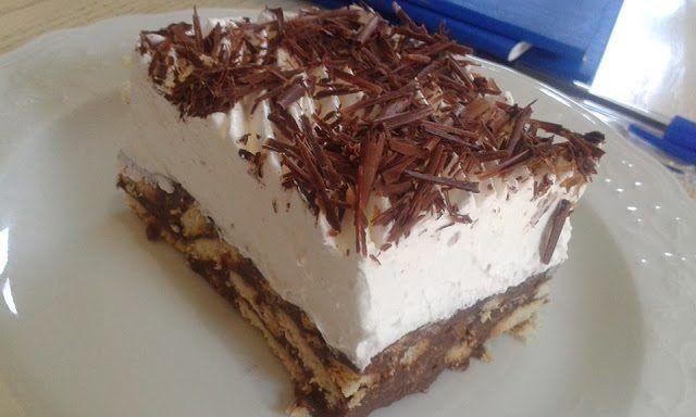 Aυτή η τούρτα είναι ότι πρέπει για εσάς!Εύκολη γρήγορη και οικονομική! - LifeTime