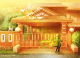 home sweet home by ambientdream