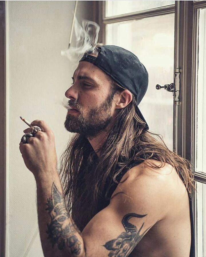 Tumblr P380vbf5zg1wk5yrwo1 1280 Jpg 720 896 Long Hair Styles Men Bald Men With Beards Long Hair Beard