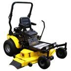 62 in. Zero-Turn Commercial Electric Start Powered Briggs & Stratton 25 HP Commercial Turf Engine with Headlights