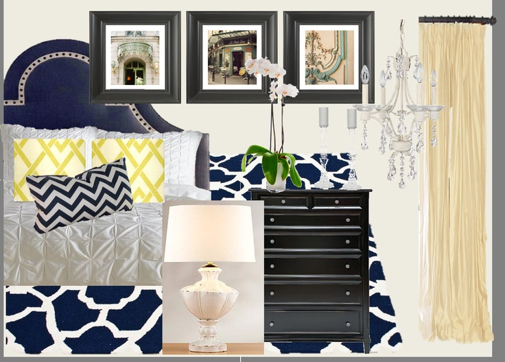 navy and yellow bedroom designs yahoo image search results - Blue And Yellow Bedroom Rugs