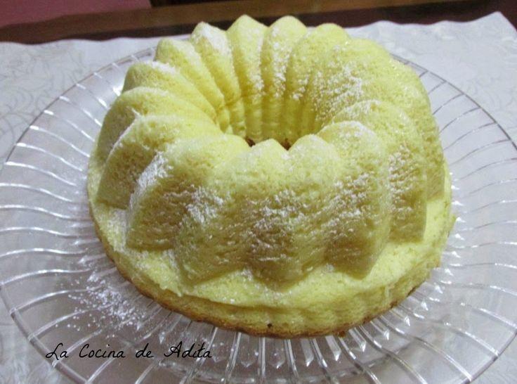 La Cocina de Adita: Pastel de queso japonés