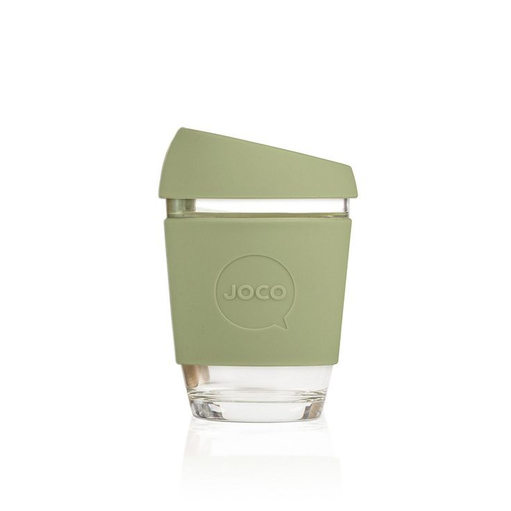 Joco Cup 350ml - Army Green - from www.paperplanestore.com