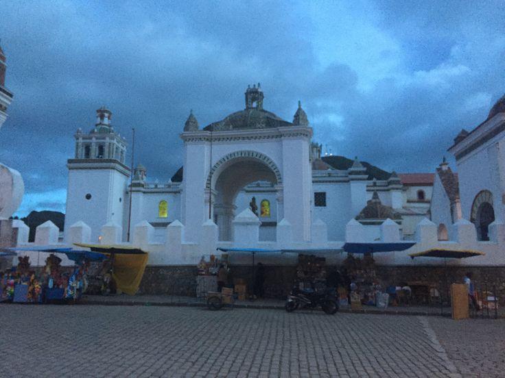 Iglesia Copacabana - Bolivia. Verano 2016