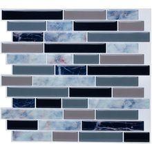 Lüks duvar kaplaması ürünleri mozaik duvar sanatı vinil sticker için mutfak ve banyo backsplash fayans