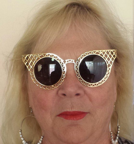 AGTS Round with Mesh Sunglasses