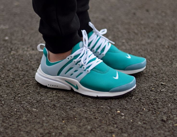 "The Nike Air Presto ""Teal"""
