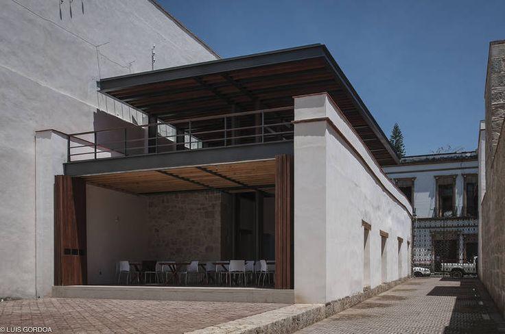 Centro Cultural San Pablo en la ciudad de Oaxaca, México