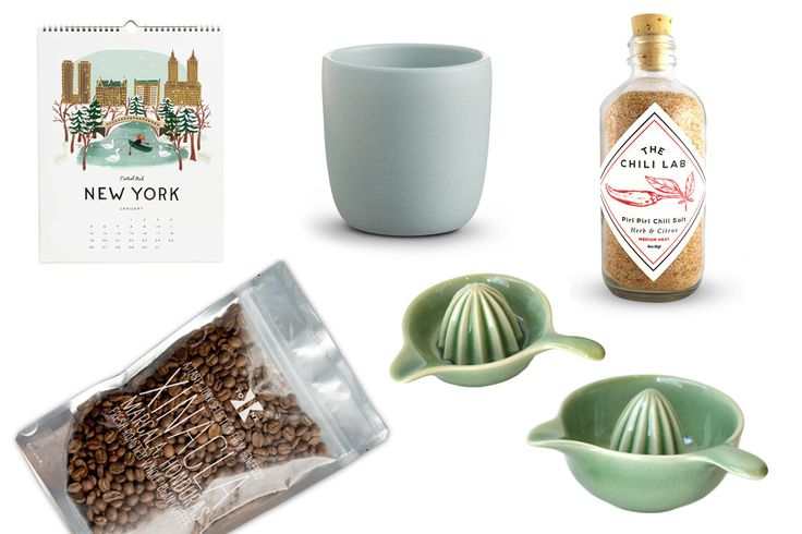 We come across all sorts of great products in the SAVEUR office. Check out our favorites this month: coffee, calendars, spices, and more, selected by senior digital editor Cory Baldwin.