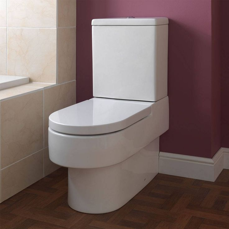 Manhattan Close Coupled Toilet inc Seat