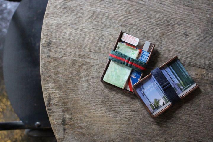 Armoury M Wooden Wallet by IngeniousBros » Retail Design Blog