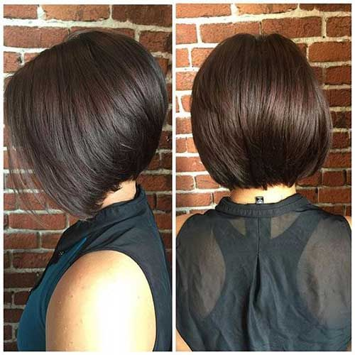 Stacked Bob Hairstyle stacked bob haircut pictures 16 Since Bob Hairstyles Are Very Popular Women Find A Way To Give A Unique Style For