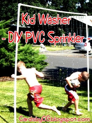 Kid Sprinkler