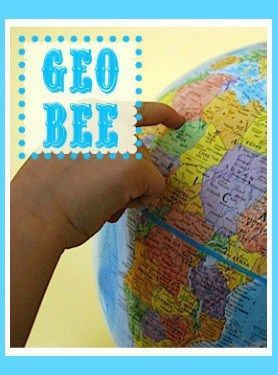 national geographic bee study guide pdf