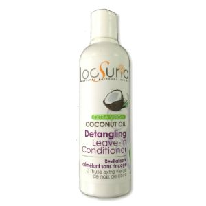 Coconut Oil Detangling Leave-in Conditioner  Vegan friendly -for all hair types-