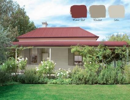 Heritage 4 Queen St External Colours Pinterest Exterior Paint Colors House Colors And