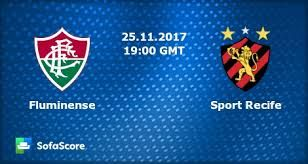 Fluminense vs Sport Recife ! Live Match ! Football :: The World Game Live ...