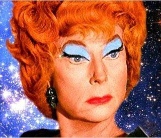 Endora ...magnificent Agnes Moorehead