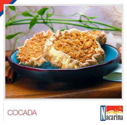 Cocada « Nacarina - Costa Rica