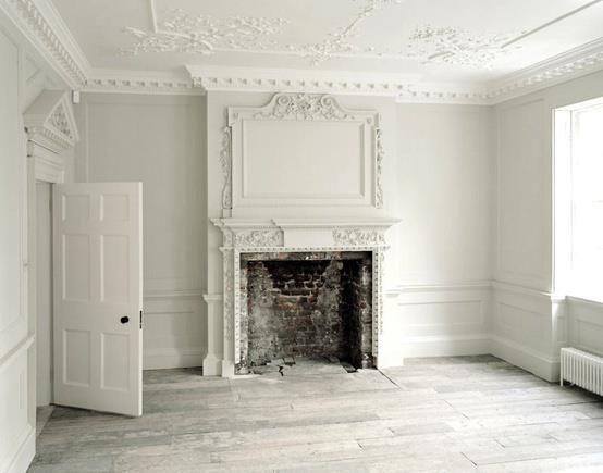 Servies en Brocante...beautiful room