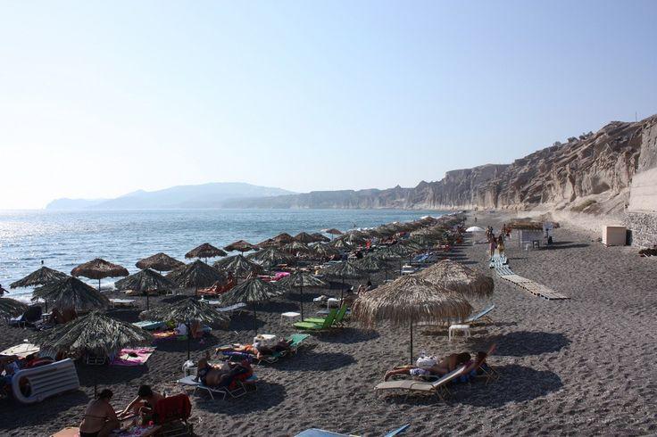 Vlychada beach, Andros Greece