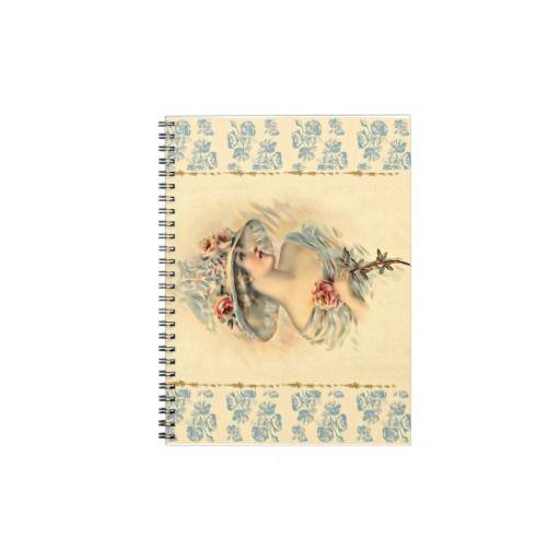 Victorian Parlour_Mary Notebook #vintage #retro