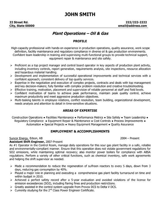 8 best Best Consultant Resume Templates \ Samples images on - boiler engineer sample resume