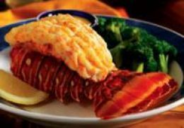 Red Lobster Restaurant Copycat Recipes: Grilled Lobster Tail