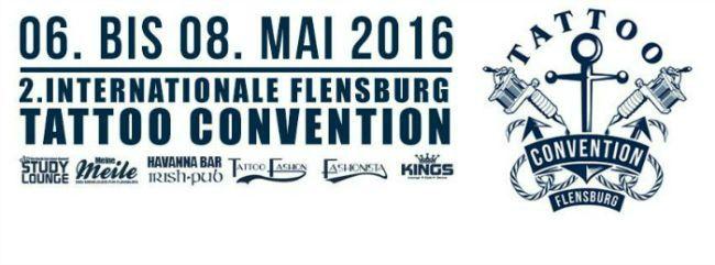 lensburg Tattoo Convention  6 au 8 mai 2016
