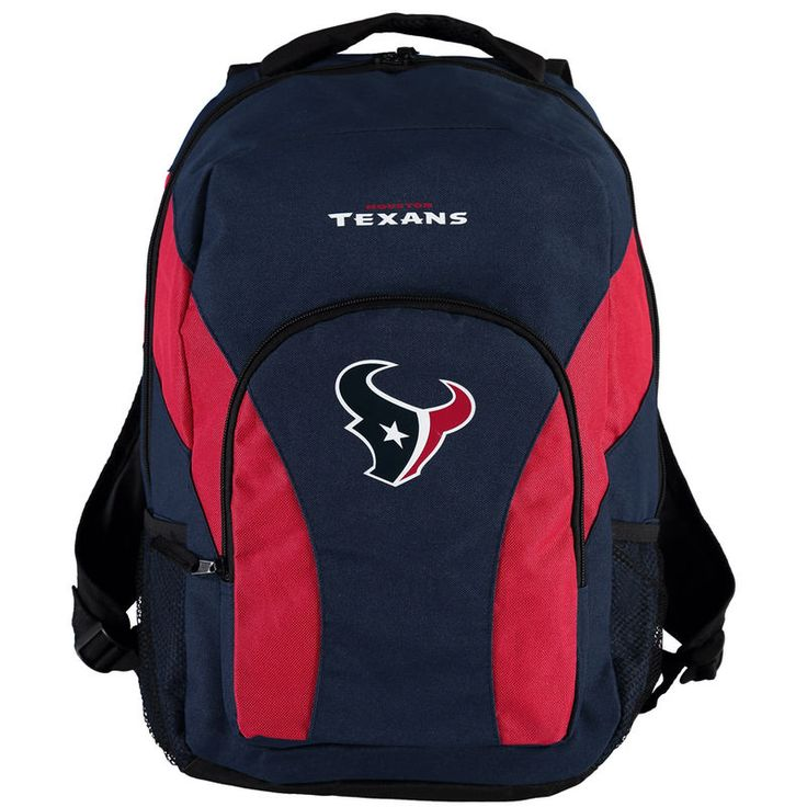 Houston Texans Draft Day Backpack - Navy