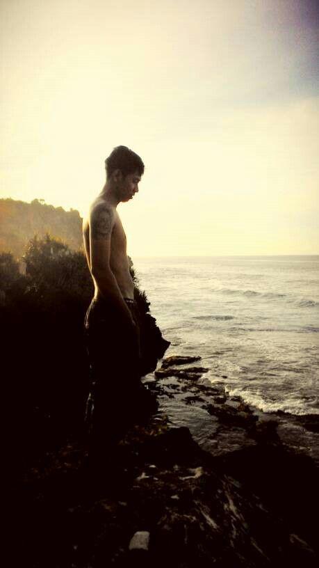 pantai Ngobaran yogyakarta indonesia