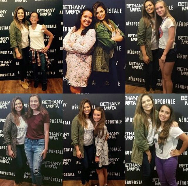 89 best bethany mota meetgreets images on pinterest bethany mota beth and some fans at the colorado meet and greet august 4th bethany motain m4hsunfo