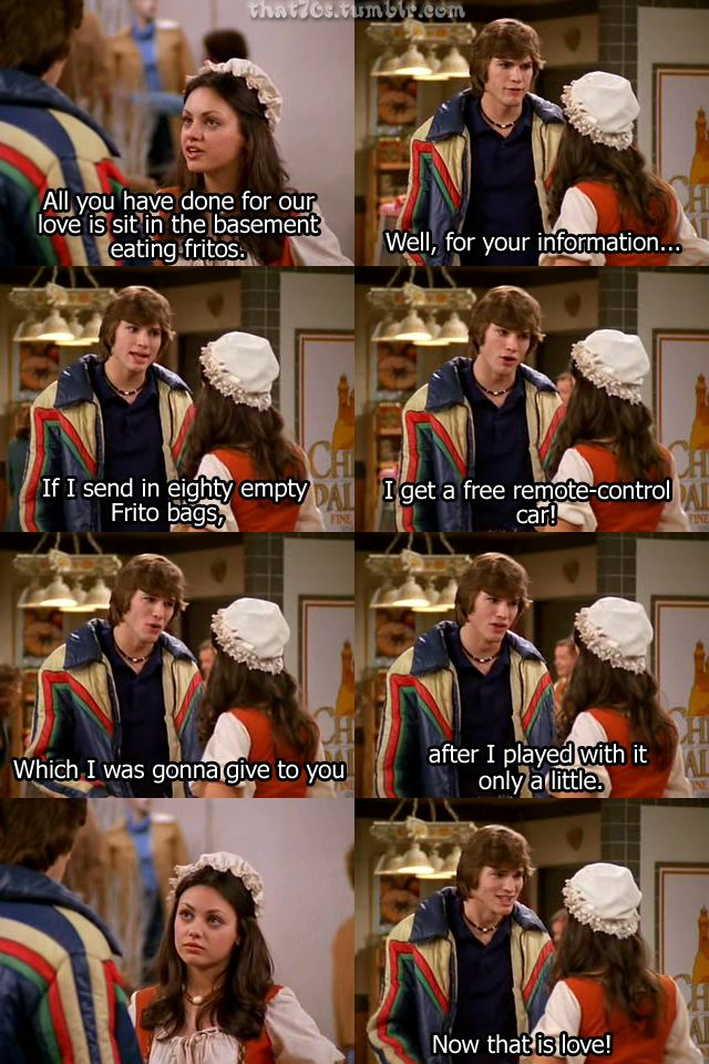 70's movie quotes | THAT 70′S SHOW FUNNY QUOTES