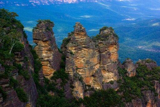 3 sisters blue mountains Katoomba
