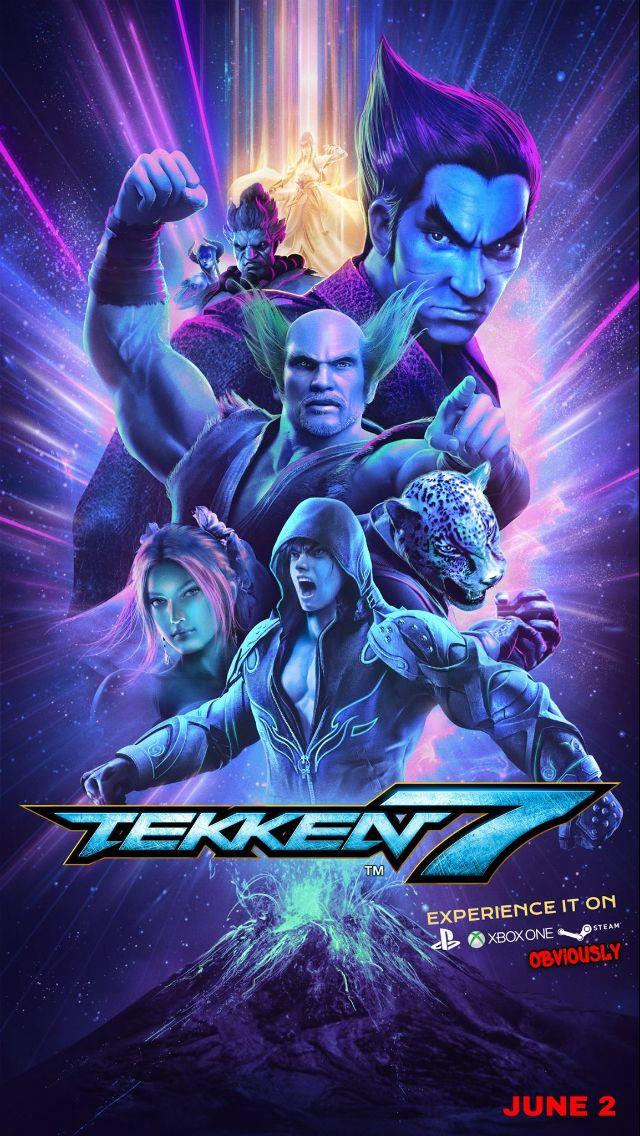 Tekken 7 it's beautiful
