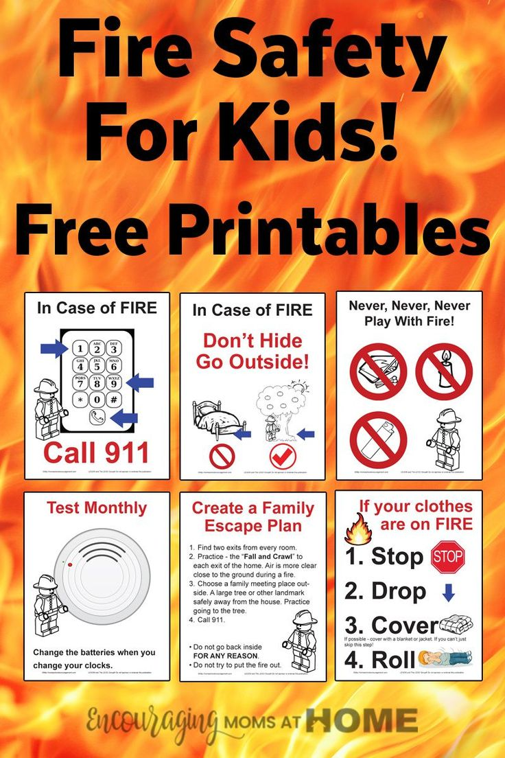 Fire Safety For Kids Plus Free Printable With Lego Theme Fire Safety For Kids Fire Safety Free Free Fire Safety Printables [ 1104 x 736 Pixel ]