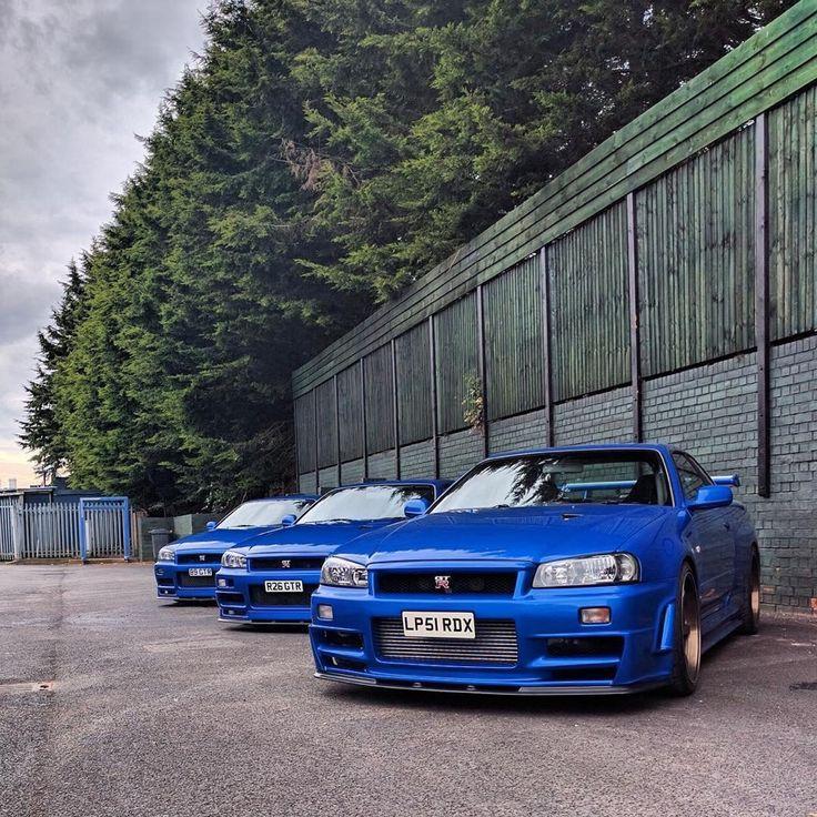 目で見て楽しむ❗ 最新自動車ニュース❗ Https://. Skyline Gtr R34Nissan Skyline GtNissan GtJdm  CarsJapanese ...