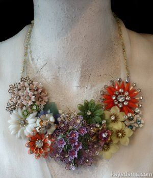 Vintage Jewelry Necklace!