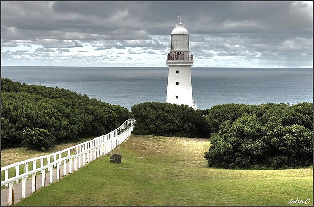 Cape Otway Lighthouse, Oway National Park, Victoria, Australia.