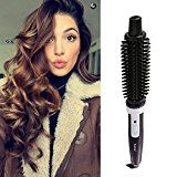 Wavy Hair Curling Wand Curling Irons Electronic Wand Curler Crimper Portable Thermostatic Hair 360° Rotatable Operation KM-775 - http://www.hairanbeauty.com/wavy-hair-curling-wand-curling-irons-electronic-wand-curler-crimper-portable-thermostatic-hair-360-rotatable-operation-km-775/
