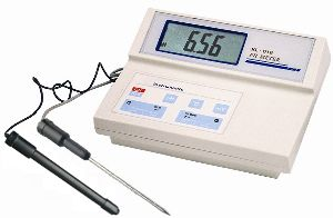 KL-016 Bench pH / mV / Temp meter