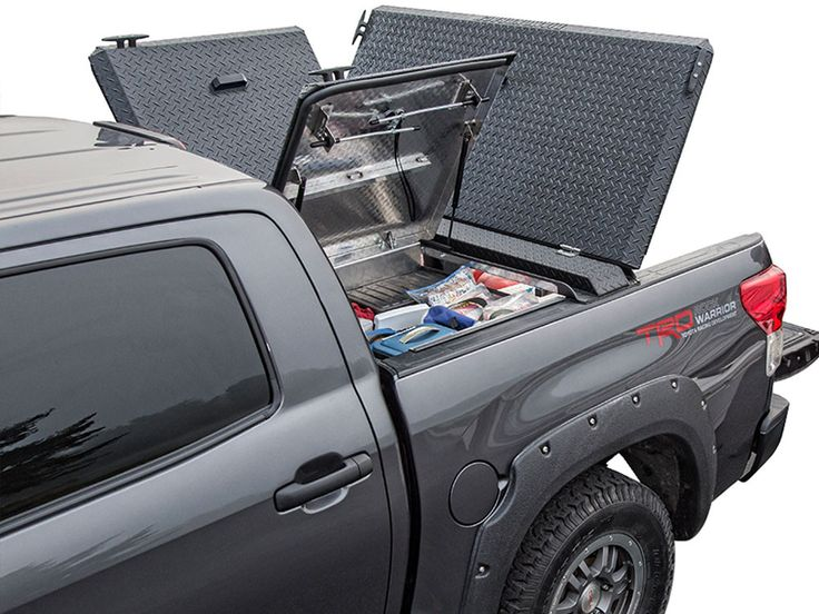 "DiamondBack 270 Tonneau Cover - 5'7"" Bed - 2007-2013 - Tundra - Toyota - Shop By Vehicle"