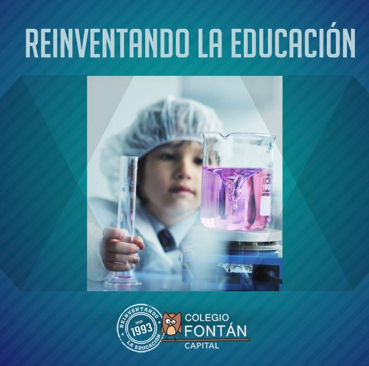Colegio Fontán Capital desde 1993 reinventando la educación