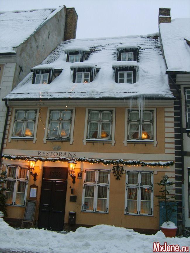 Рижская сказка - рига, латвия, путешествия, путешествия по Европе,