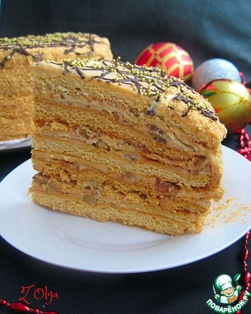 """Торт """"Арлекин"""" - кулинарный рецепт"""