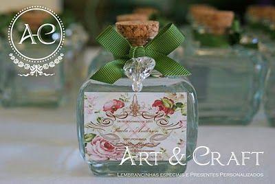 Art e Craft Lembrancinhas Especiais por Patrícia Benedetti: Lembrancinhas de Casamento