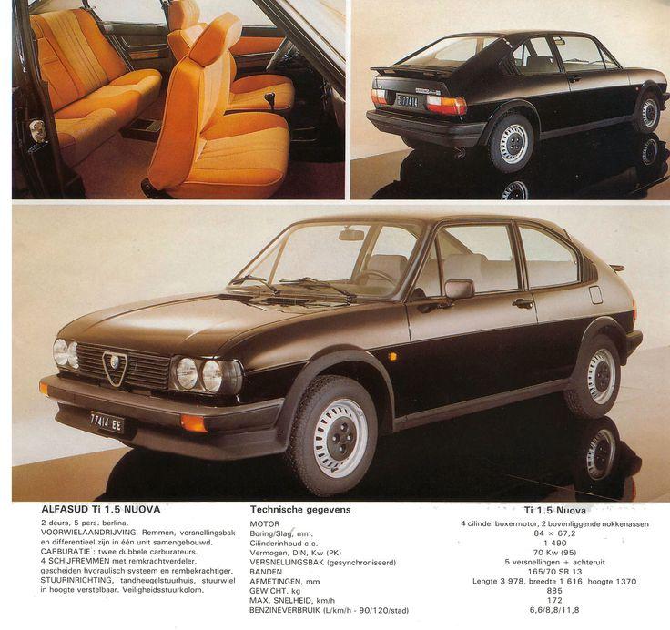 Alfa Romeo Ti 1.5 Nuova
